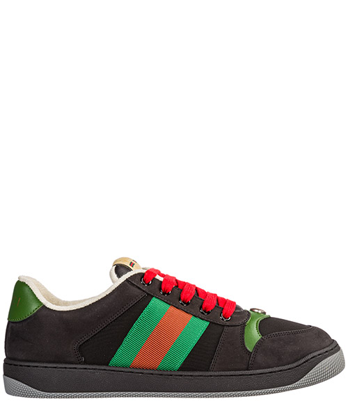 Zapatillas  Gucci Screener  5762239PYQ01098 nero