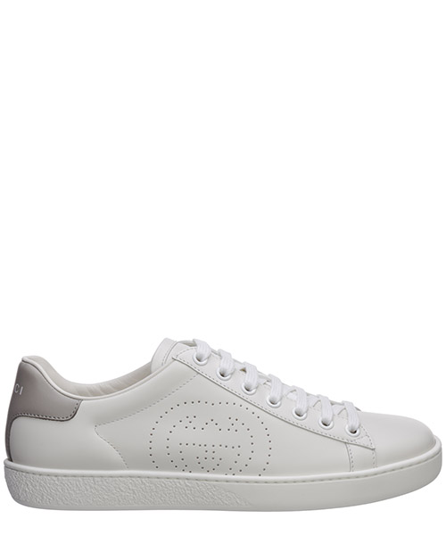 Sneakers Gucci Ace 598527AYO709094 bianco
