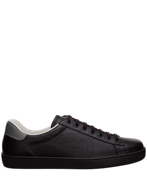 Sneaker Gucci ace 599147ayo701069 nero