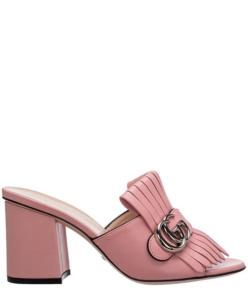 Sandalias Gucci 628005C9D005815 rosa
