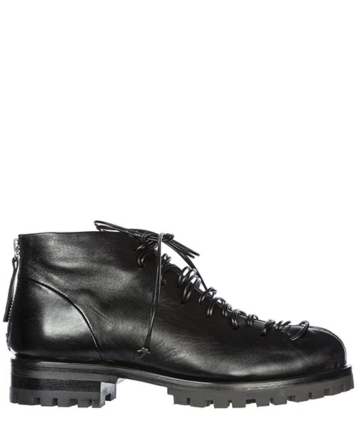 Ankle boots Halmanera MANON2529BARONNE nero