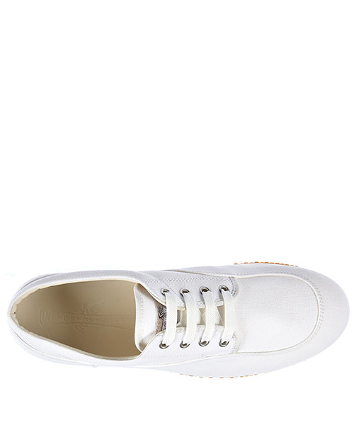 Scarpe sneakers uomo in cotone traditional top secondary image