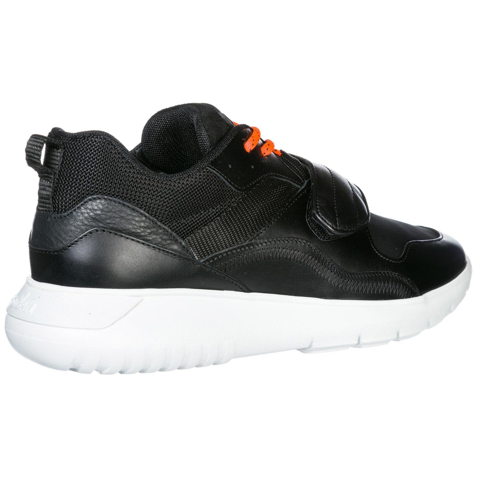 Scarpe sneakers uomo in pelle interactive3 memory foam