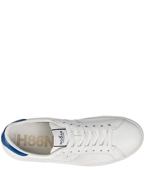 Scarpe sneakers uomo in pelle h327 secondary image