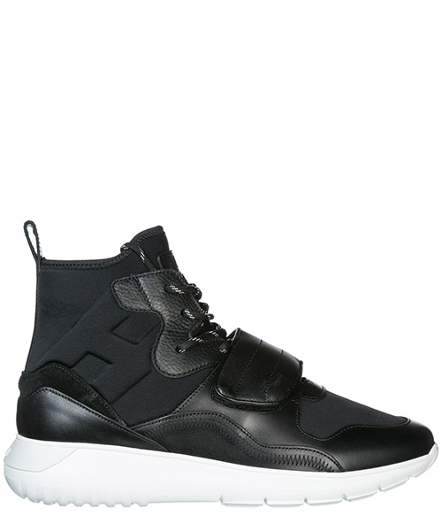 High top sneakers Hogan Interactive³ GYM3710AY70K0R0XCR nero