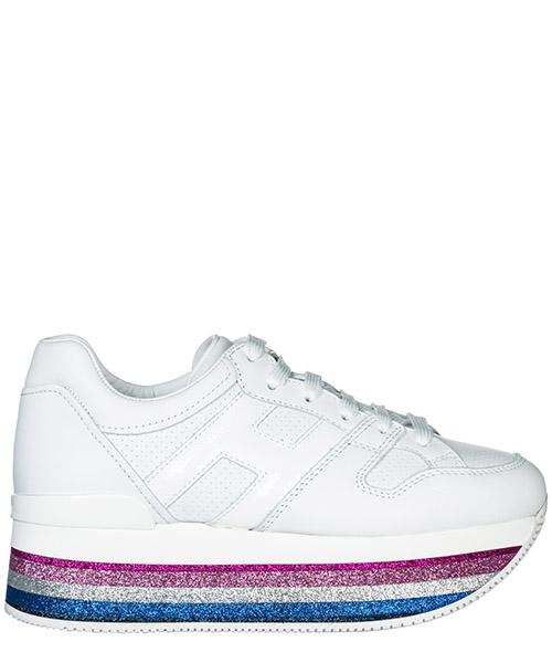 Wedge sneakers Hogan Maxi H222 GYW4070BA42JCWB001 bianco