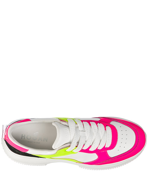 Chaussures baskets sneakers femme en cuir maxi i active secondary image