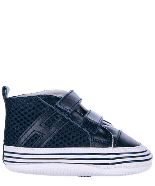 High top sneakers Hogan Olympia HXB0520I574BZN2318 blu