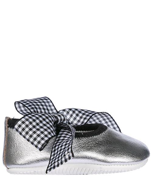 Детская обувь девочка ребенок балетки кожа