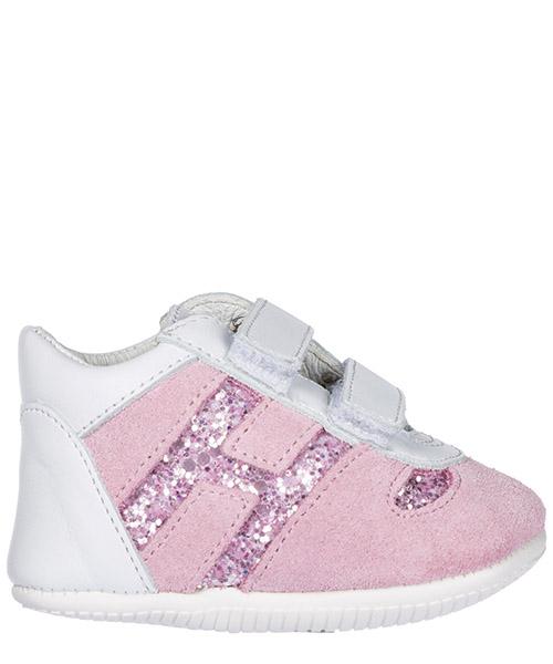 Sneakers Hogan Olympia HXB0520Z330IBE0ZEA rosa