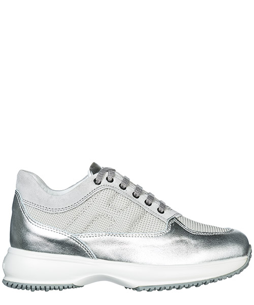 Sneakers Hogan Interactive HXC00N0001EJFP968F argento