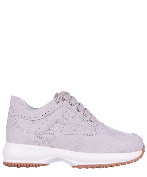 Sneakers Hogan Interactive HXC00N00E11BTBB002 beige