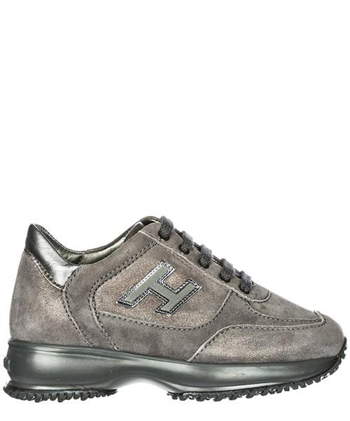 Sneakers Hogan Interactive HXC00N025824VU054U catrame piombo