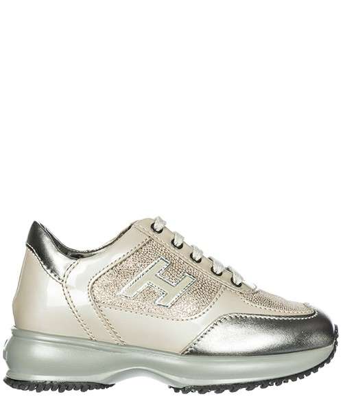 Sneakers Hogan Interactive HXC00N025827C92B57 argento