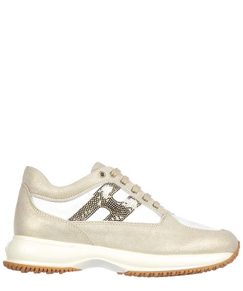 Sneaker Hogan interactive hxc00n0418186y4085 oro