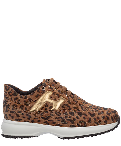 Zapatillas  Hogan Interactive HXC00N0O240O8O0PSB marrone