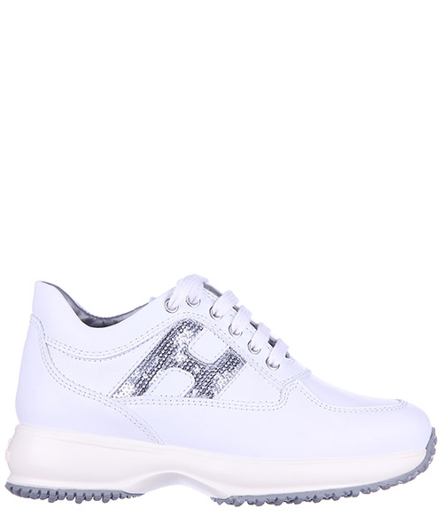 Sneakers Hogan Interactive HXC00N0O2418GQ0351 bianco