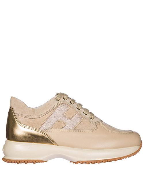 Sneakers Hogan Interactive HXC00N0O241IBL0KLR beige