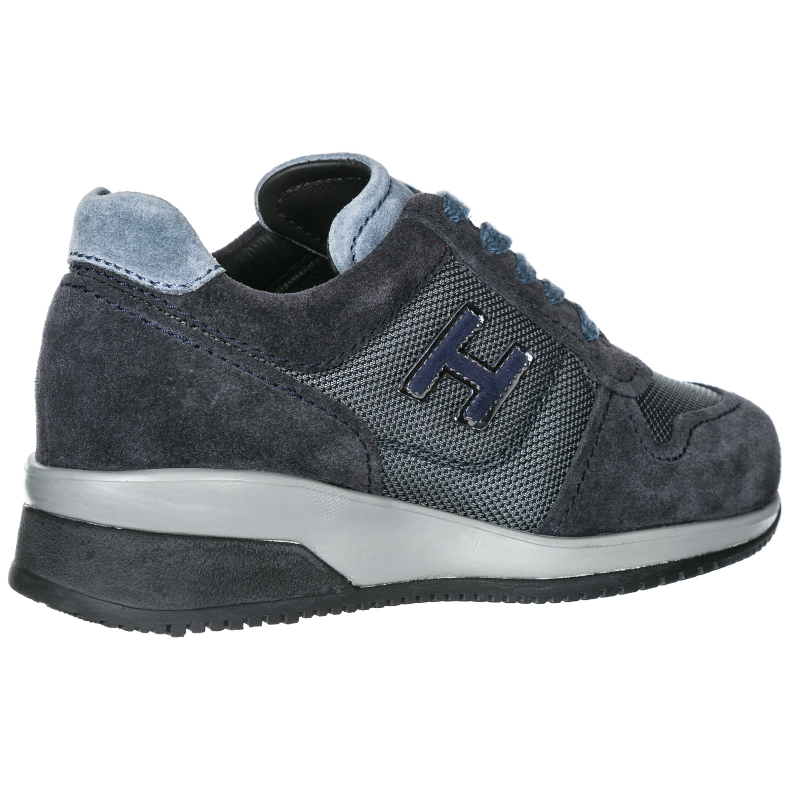Boys shoes child sneakers suede leather elective