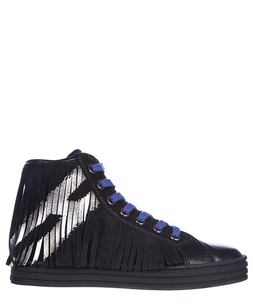 High top sneakers Hogan R141 HXC141003900MZ019U nero
