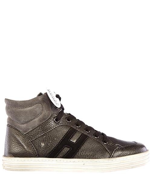 Zapatillas altas Hogan R141 HXC141072827ER9032 grigio