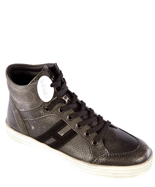 Chaussures baskets sneakers garçon in pelle rebel secondary image