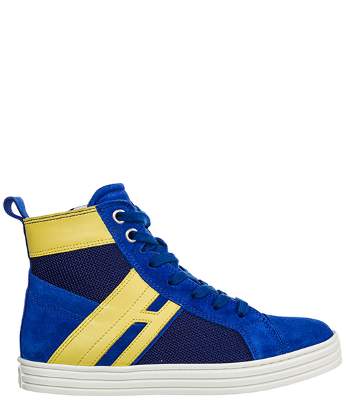 High-top sneakers Hogan r141 hxc1410k220ibq0kln blu