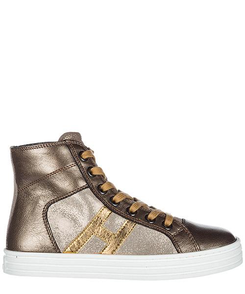 Zapatillas altas Hogan R141 HXC1410Z270HAQ596K marrone