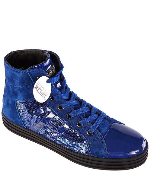 Детская обувь девочка кроссовки замша rebel secondary image