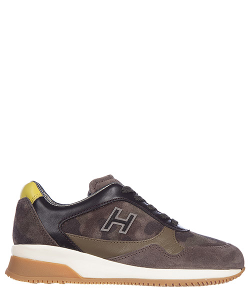 Кроссовки Hogan HXC1580M5207AG2B44 marrone