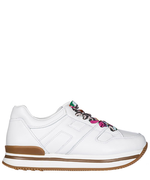 Wedge sneakers Hogan HXC2220T548FH5B001 bianco