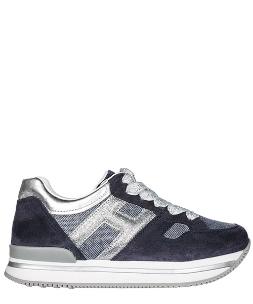 Wedge sneakers Hogan HXC2220T548ICD0PAN blu