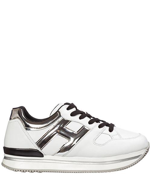 Sneaker Hogan h222 hxc2220t548mjq0351 bianco