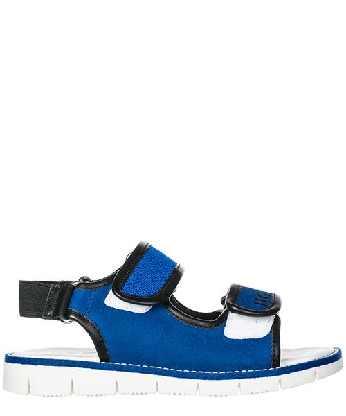 Sandales Hogan J326 HXC3260X890G9T0KJZ blu