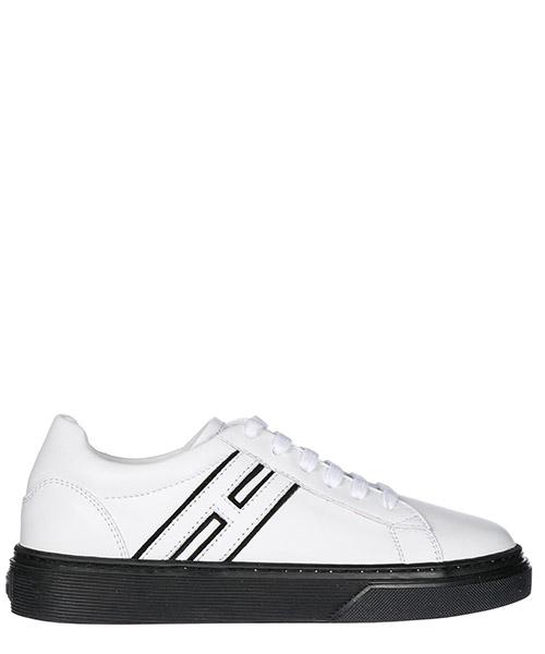 Chaussures baskets sneakers garçon pelle r340