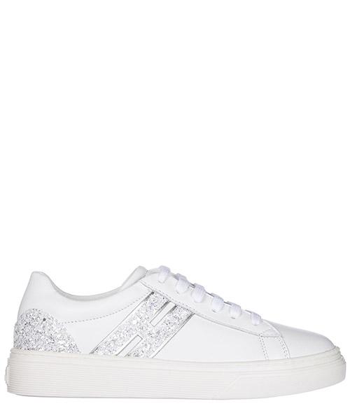 Chaussures baskets sneakers filles en cuir r340