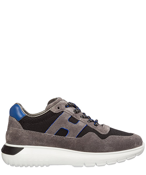 Sneakers Hogan interactive³ HXC3710AP30IBQ772P grigio