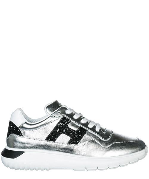 Кроссовки Hogan j371 HXC3710AP30JTX303C argento