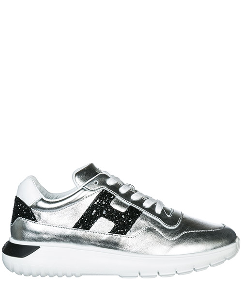 Sneakers Hogan j371 HXC3710AP30JTX303C argento