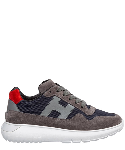 Sneakers Hogan interactive³ hxc3710ap30jyc641l grigio