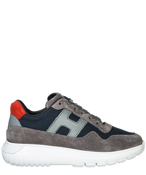 Sneakers Hogan j371 HXC3710AP30JYC641L grigio