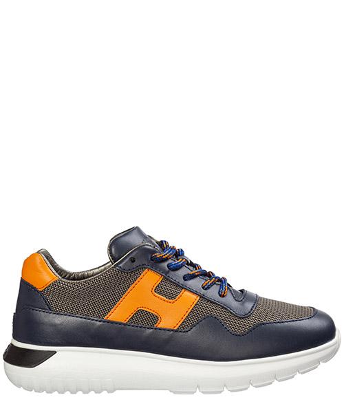 Sneakers Hogan interactive³ HXC3710AP30KIR773P blu