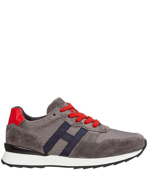 Sneakers Hogan h383 HXC4840CF90IBQ748T grigio
