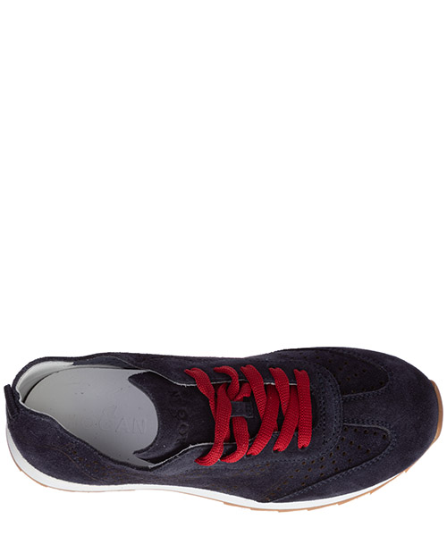 Boys shoes child sneakers suede leather r261 secondary image