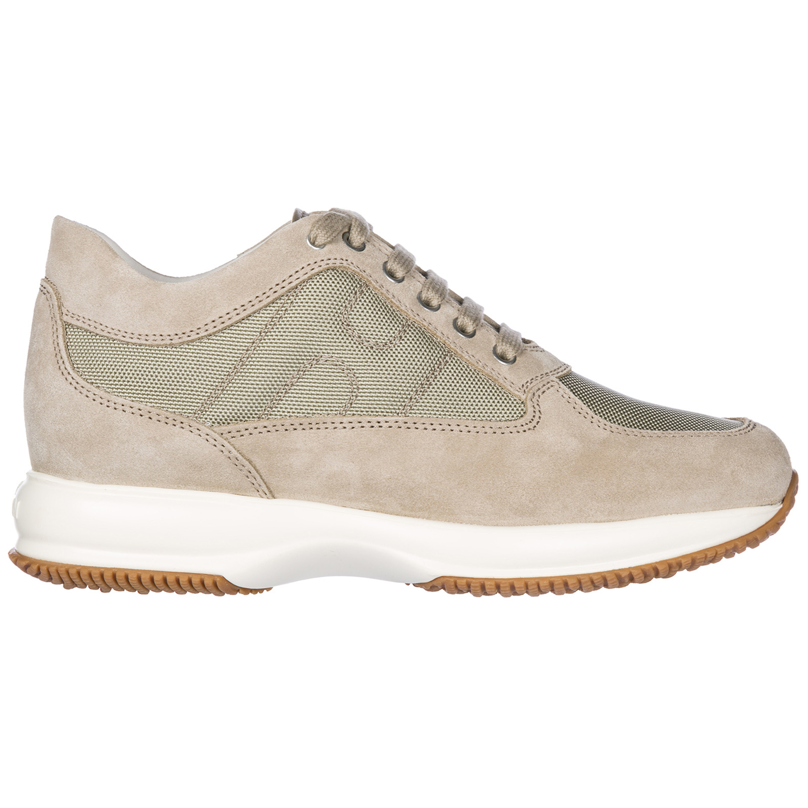 Sneakers Hogan Interactive HXM00N00E10B2A9997 beige  8a0a9b56f86