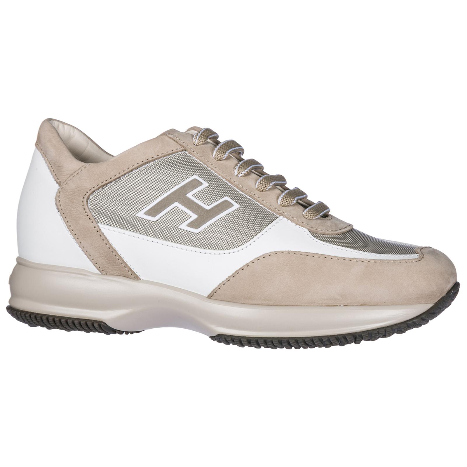 In Interactive Pelle Sneakers Uomo H Flock Scarpe IYD29WHE