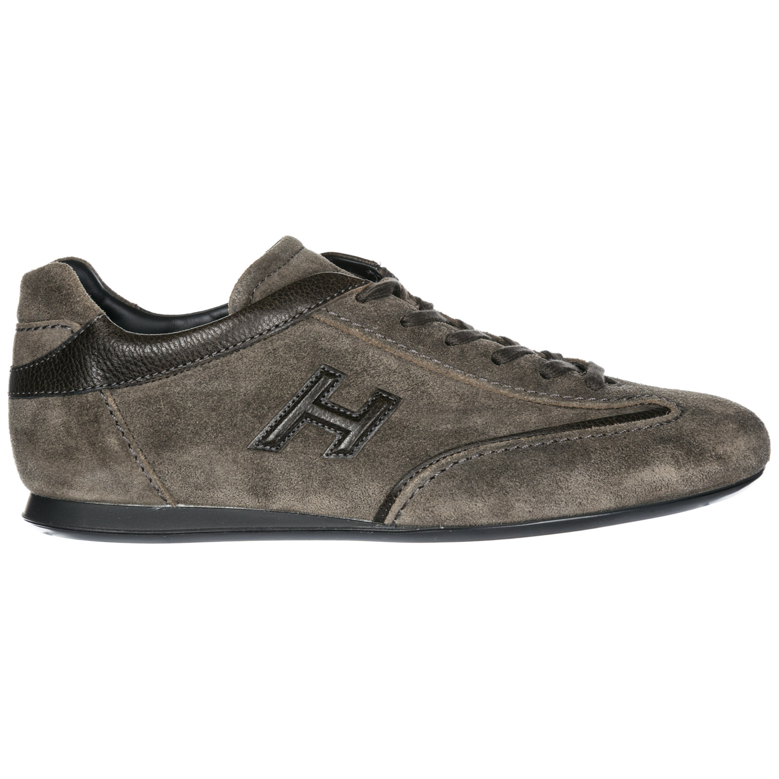 Men's shoes suede trainers sneakers olympia