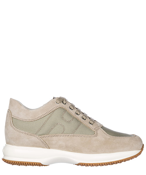 Sneakers Hogan Interactive HXM00N00E10B2A9997 beige