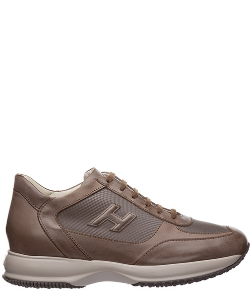 Sneakers Hogan Interactive HXM00N0I9815ZF56RE marrone