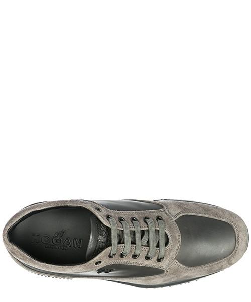 Scarpe sneakers uomo camoscio interactive secondary image